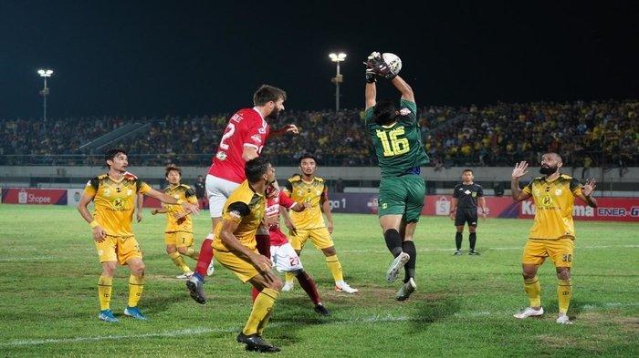 Bali United vs Perseru Badak Lampung, Duel Dua Tim Terluka