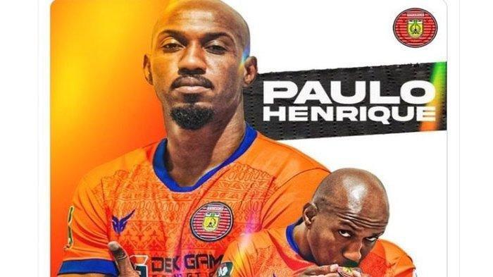 Paulo Henrique Persiraja Duduki Top Skor Sementara Liga 1 2021