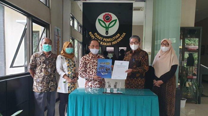 Fasilitasi Kegiatan Riset dan Magang, UM Metro Jalin Kerja Sama dengan Puslit KoKa Indonesia