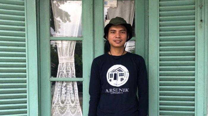 Staf UM Metro Terima Beasiswa Akademi Dokumenter Indonesia