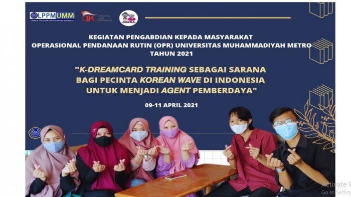 UM Metro Bersama OJK Lampung Adakan Training Literasi dan Inklusi Keuangan