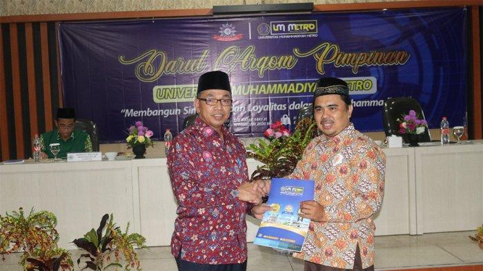 Universitas Muhammadiyah Metro Ikuti Darul Arqom Pimpinan