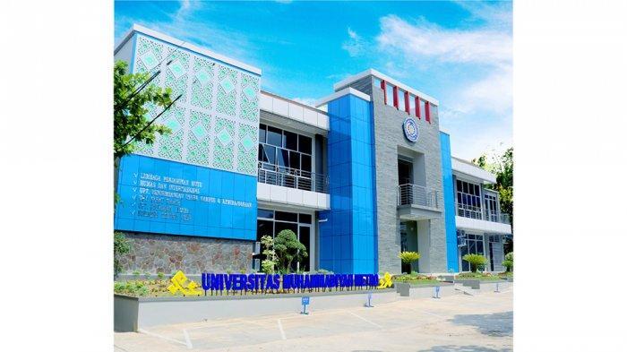 Universitas Muhammadiyah Metro Menjadi Yang Terbaik di Lampung Versi UniRank dan Webomatrics
