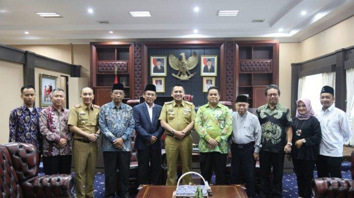 Gubernur Ridho Hibahkan Tanah untuk Universitas Muhammadiyah Lampung