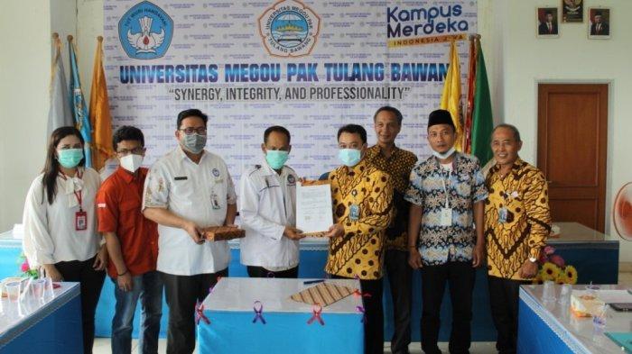 UMPTB Jalin Kerja Sama dengan Komnas Perlindungan Anak Provinsi Lampung dan KPU Tulang Bawang