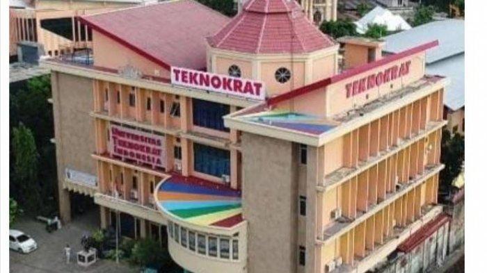 PTS Terbaik di Lampung, Universitas Teknokrat Terima Bantuan dari Kemendikbud