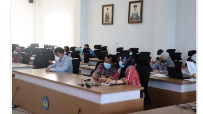 Unila Gelar Rapat Pelaksanaan ZI dan Persiapan Deklarasi