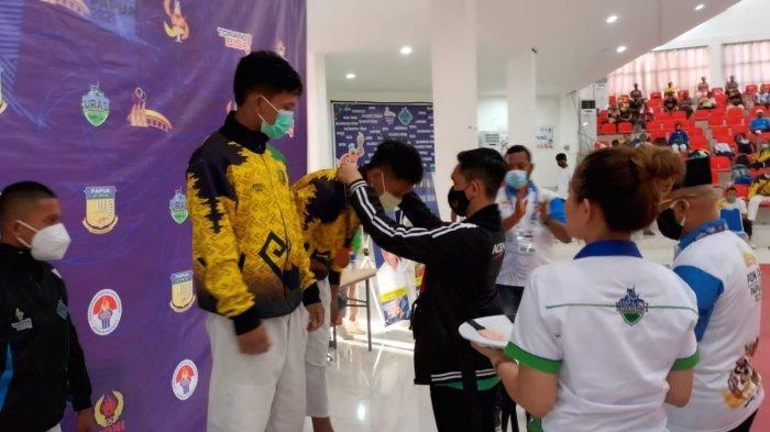 Atlet dari Universitas Lampung Sumbang Medali pada PON XX Papua untuk Lampung