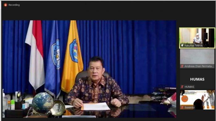 Prodi PSPPI Fakultas Teknik Unila Gelar Semnas Insinyur Profesional