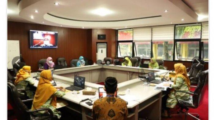 UPT Pengembangan Karir dan Kewirausahaan Unila Gelar Sosialisasi Program Kerja UPT PKK