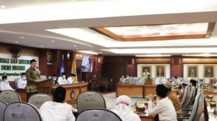 Perkuat Silaturahmi, Unila Gelar Halalbihalal Virtual 1442H