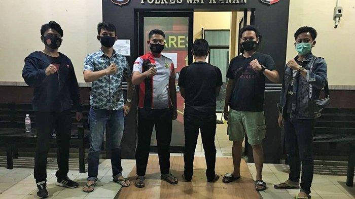 DPO Pelaku Curas Truk Bermuatan Bawang di Way Kanan Dibekuk Polisi