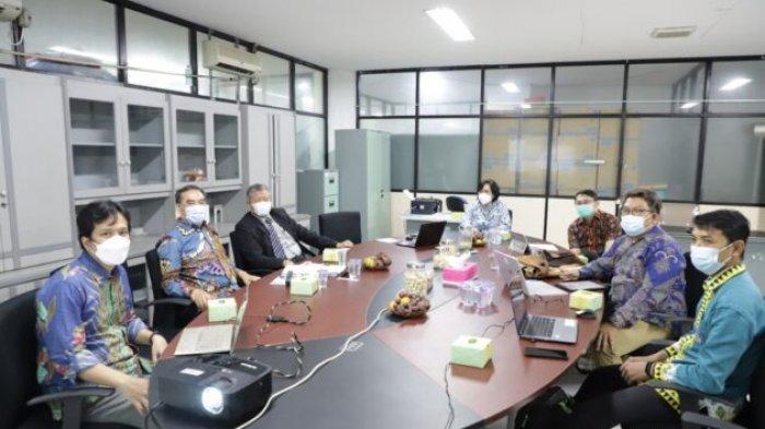 Universitas Lampung Gelar Pelatihan Pengadaan Barang dan Jasa ADB