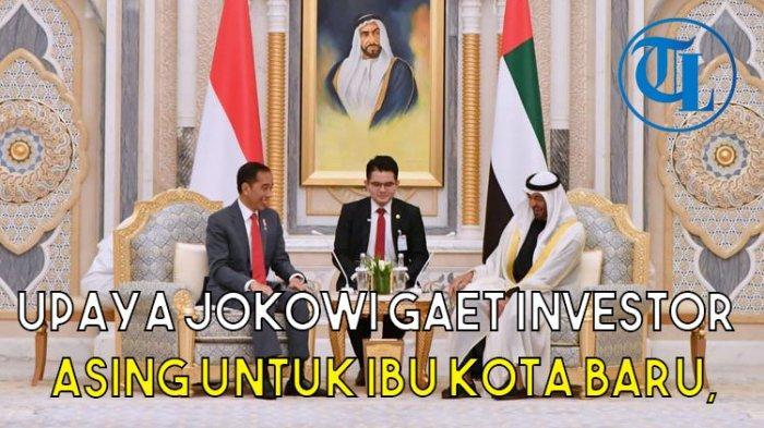 Jokowi Ajak Investor Top Dunia ke Ibu Kota Baru