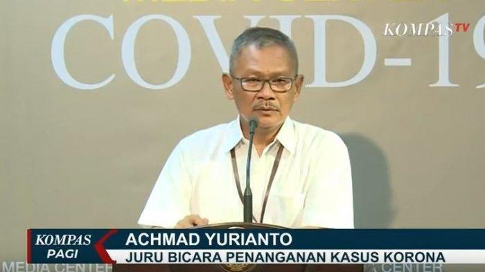 UPDATE Lampung 3 Pasien Positif Corona, Total 893 Kasus di Indonesia