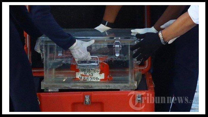 UPDATE CVR Black Box Sriwijaya Air SJ 182 Jatuh Akhirnya Ditemukan