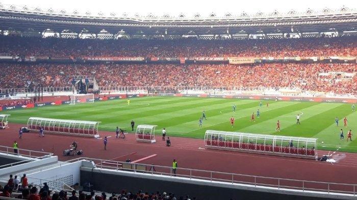 Update Daftar Stadion yang Jadi Venue Liga 1 2021 Seri Pertama