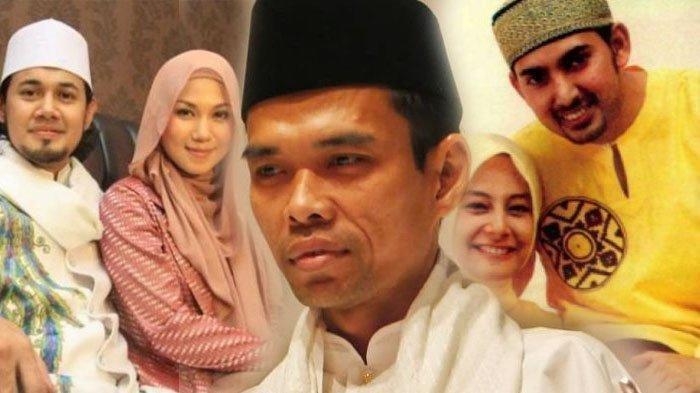 Tak Cuma Abdul Somad, 5 Ustadz Ini Juga Cerai, Ada yang ...