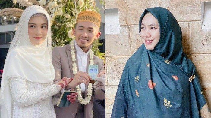 Ustaz Syam dan Jihan Resmi Menikah, Oki Setiana Dewi Berlinang Air Mata Sampaikan Doa