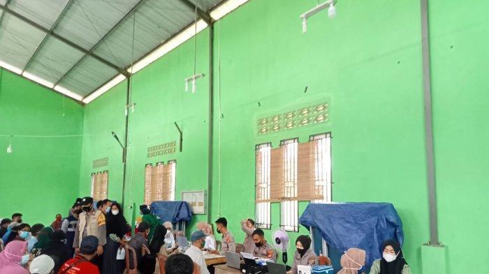 Soal Progres Vaksinasi Covid-19 di Mesuji Lampung, Diskes: Tunggu Data TNI-Polri