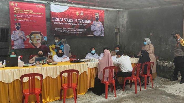 Karang Taruna Lampung Barat Gagas Vaksinasi Covid-19 untuk Masyarakat Umum