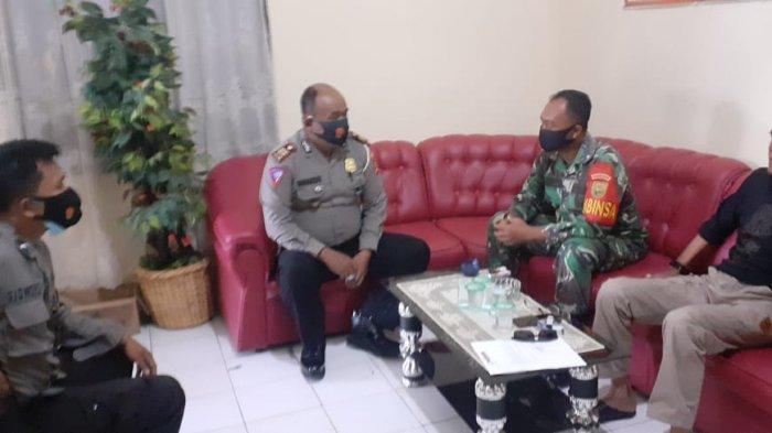 Jamin Vaksin Sinovac Aman, TNI Ajak Warga Tulangbawang Ikut Vaksinasi Massal