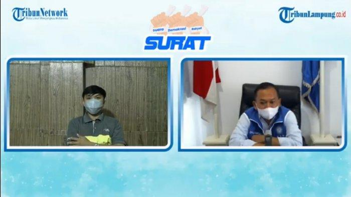 PAN Lampung Fasilitasi Masyarakat yang Mau Vaksinasi Covid-19