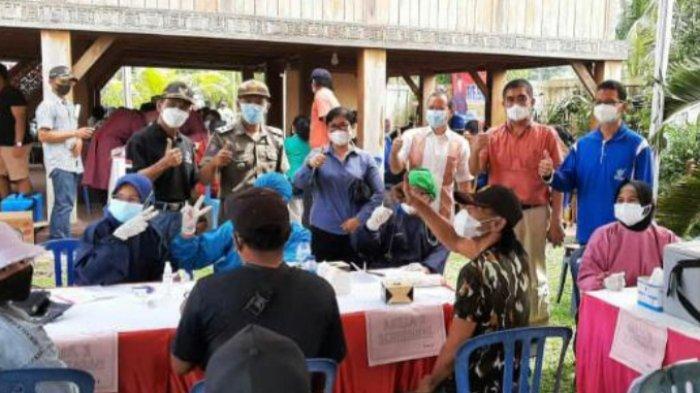Gerindra Lampung Tengah Sediakan 500 Dosis Vaksin Covid-19