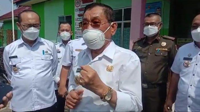 Vaksinasi Hanya 15 Persen, Kadiskes Mesuji Lampung Tuding Penyaluran Vaksin Jadi Kendala