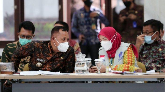 Lampung Selatan Ditarget 151.747 Dosis Vaksin Covid-19 per Hari