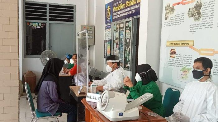 Target 2.000 Orang, Muhammadiyah Metro Gelar Vaksinasi Massal Covid-19