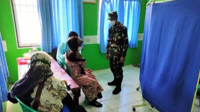 Pemkab Mesuji dan TNI Lakukan Vaksinasi Covid-19 Massal untuk Lansia