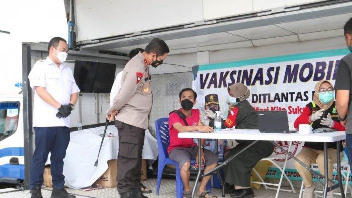 Gelar Vaksinasi Covid-19 Massal, Kapolda Lampung: Daftar via Online Hindari Kerumunan