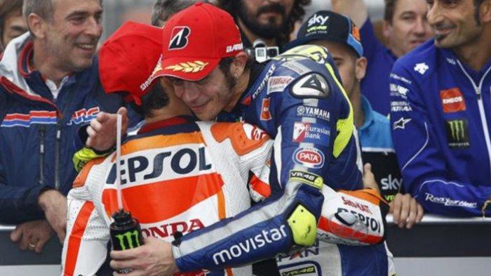 Dani Pedrosa Batal Gabung Tim Satelit Yamaha, Ini Kata Valentino Rossi
