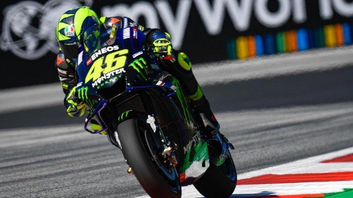 Jelang MotoGP San Marino 2019 - Valentino Rossi Tak Pusingkan Isu Pensiun