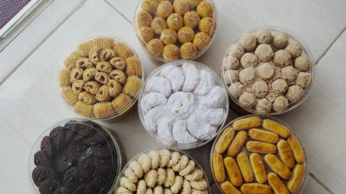 Kue Nastar Ardila Rambah Jakarta dan Tangerang