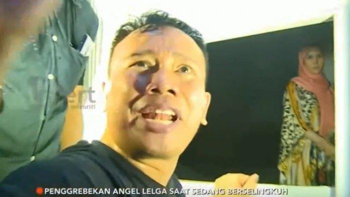 Angel Lelga Murka Disebut Vicky Prasetyo Pengangguran