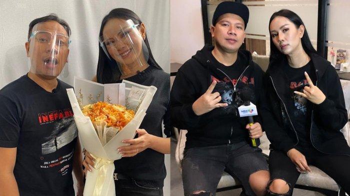 Vicky Prasetyo Siapkan Tanggal Pernikahan dengan Kalina Oktarani