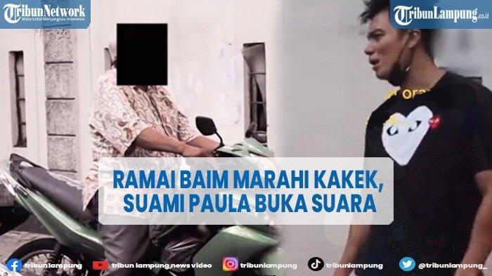 Video Baim Wong Marahi Kakek Tua Viral, Sang Artis Akui Tak Menyesal