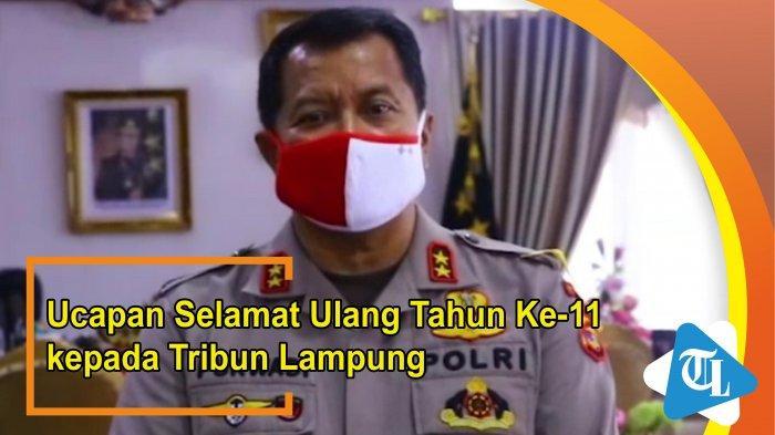 Kapolda Lampung Irjen Purwadi Arianto Kena Mutasi, Digantikan Irjen Hendro Sugiatno