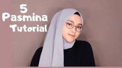 Video Tutorial Hijab Menggunakan Pashmina Ala Sufu Malinda 5 Style Hijab Sehari Hari Tribun Lampung