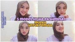 Video Tutorial Hijab Menggunakan Pashmina ala Yaya Mutiara, 5 Style Hijab Tutorial Untuk Traveling