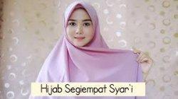 Video Tutorial Hijab Segi Empat Menutup Dada Kekinian Simak 4 Style Hijab Tutorial Ala Fara Cahya Tribun Lampung