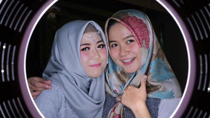 Cara Pakai Hijab Segiempat Rawis Untuk Wajah Bulat Video Tutorial Hijab Tren Masa Kini Tribun Lampung