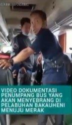 Video Viral Dugaan Pungli di Pelabuhan Bakauheni, Bayar 100 Ribu Bebas dari Rapid Antigen