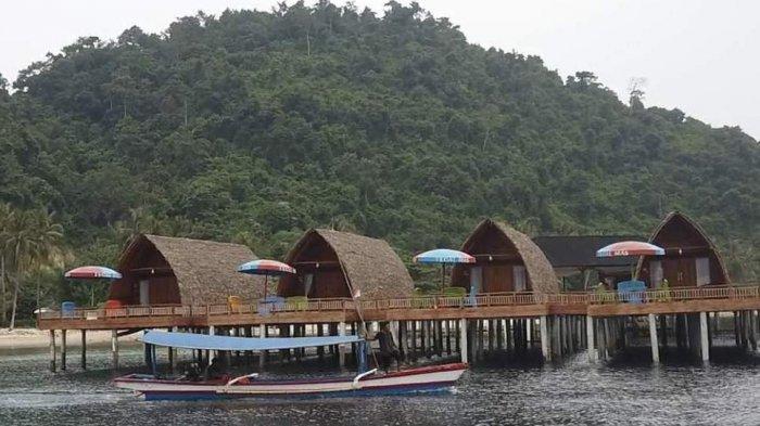 Kisah Thomas Riska Bangun Pulau Tegal Mas di Lampung yang Penuh Spot Instagramable