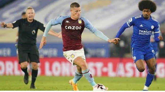 Jadwal Liga Inggris Aston Villa vs Leicester City, The Foxes Ingin Balas Dendam Laga Awal Musim