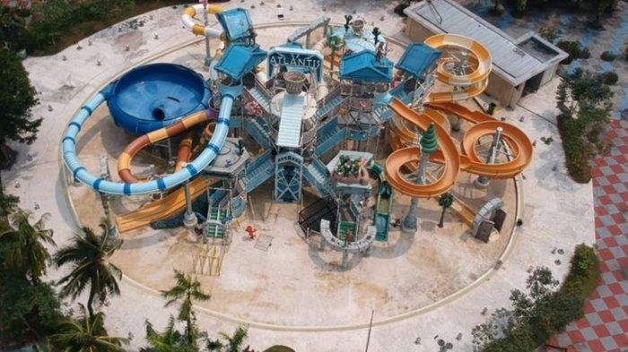 Viral Kolam Renang Atlantis Ancol Kondisinya Kini Menyedihkan setelah Setahun Tutup
