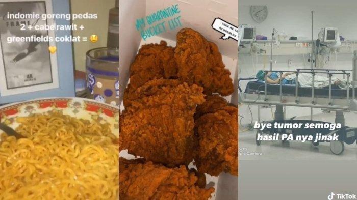 Viral Cerita Wanita Ini Derita Tumor setelah Rutin Konsumsi Makanan Instan