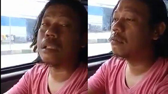 Viral Curhat Pilu Sopir Travel Soal Larangan Mudik, Takut Anak Istri Mati Kelaparan